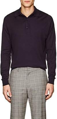 John Smedley Men's Bradwell Cotton Polo Shirt