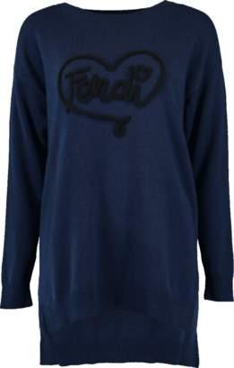 Fendi Heart Sweater