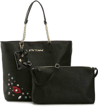 Betsey Johnson Pins Tote - Women's