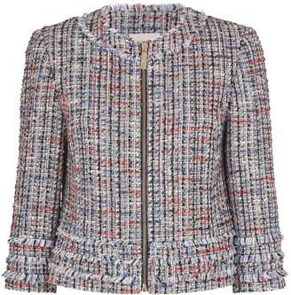 Ted Baker Yuliete Cropped Boucle Jacket