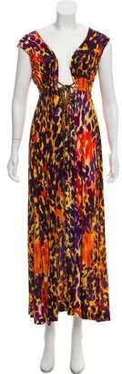 Diane von Furstenberg Soleil & Swim Maxi Dress