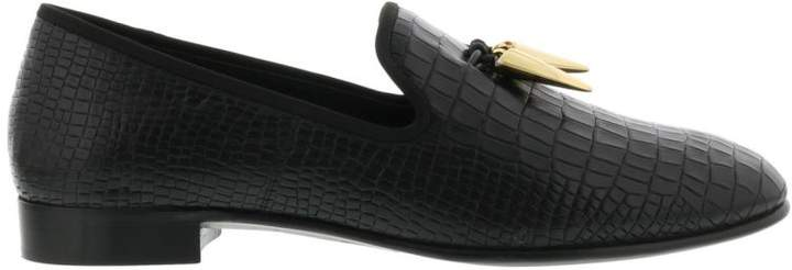 Giuseppe Zanotti Spacey Loafers