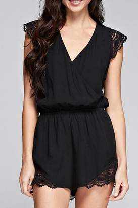 Love Stitch Lovestitch The Jaclyn Romper