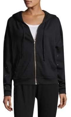 Wildfox Couture Glitz Hooded Jacket
