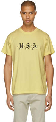 Noon Goons Yellow Surf USA T-Shirt