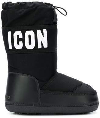 DSQUARED2 Icon moonboots