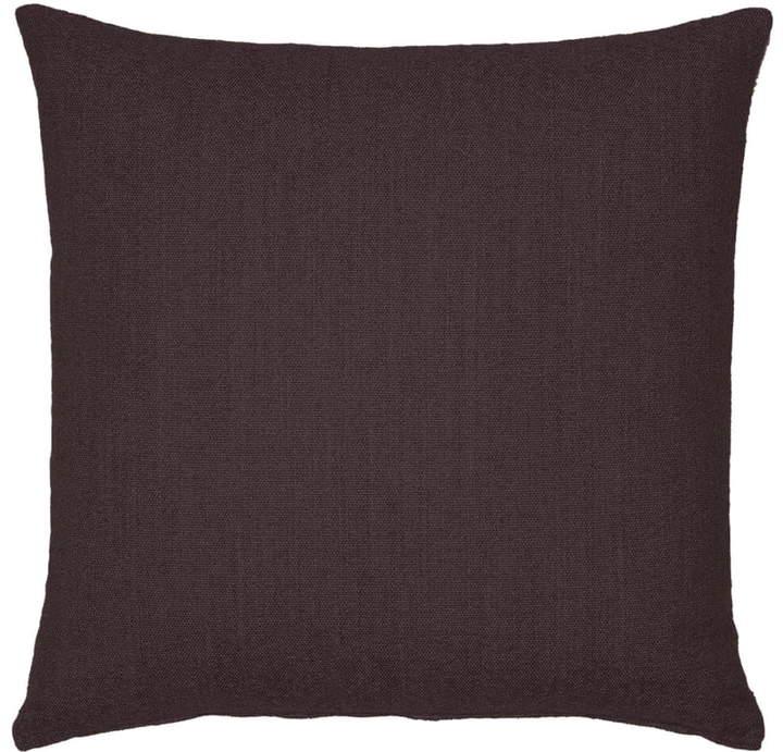 Soft Modular Sofa, Kissen 40 x 40 cm, Schwarzbraun (Laser 50)