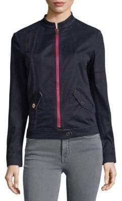 Trina Turk Full Zip Jacket