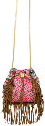 Magid Fringe Crossbody