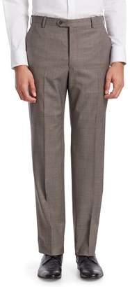 Emporio Armani Classic Wool Dress Pants