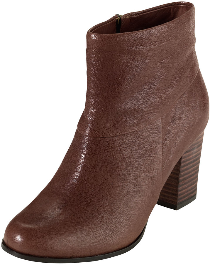 Cole Haan Cassidy Leather Bootie, Sequoia