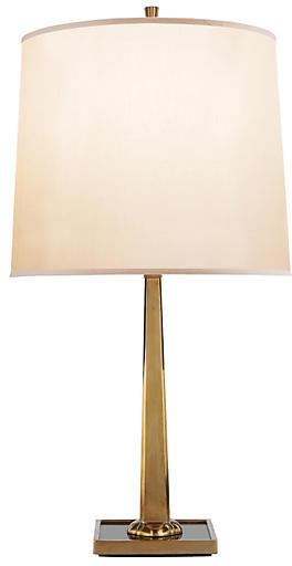 Petal Desk Lamp - Brass - Visual Comfort & Co.