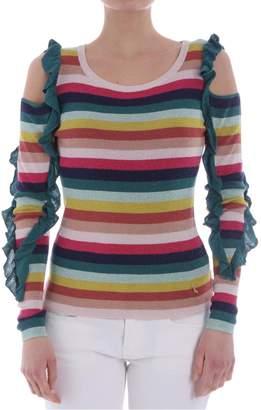 Patrizia Pepe Viscose Sweater
