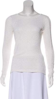 Rachel Zoe Tonal Knit Sweater