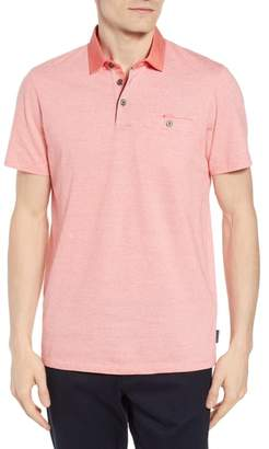 Ted Baker Lental Trim Fit Polo