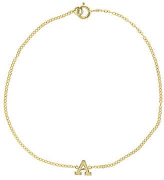 Effy 14K Yellow Gold Initial Bracelet