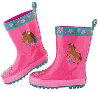 Stephen Joseph Little Girls' Rain Boots