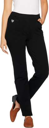 Factory Quacker Tall DreamJeannes Pull-On Slim Leg Pants