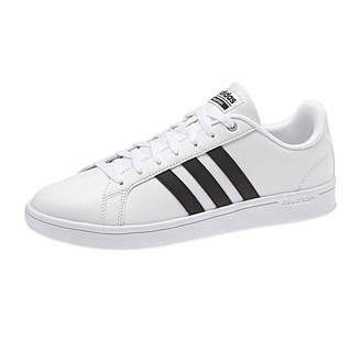 adidas Cloudfoam Advantage 3 Stripe Mens Athletic Shoes