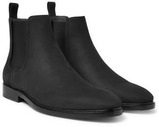 Lanvin Nubuck Chelsea Boots