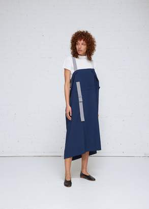 Issey Miyake 132 5 Vertical Cinched Dress
