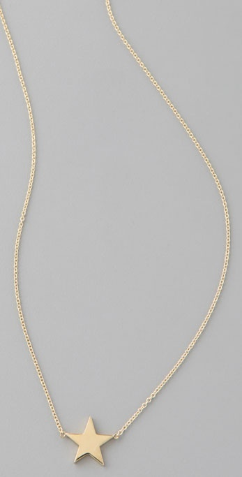 Jennifer Meyer Jewelry Star Necklace