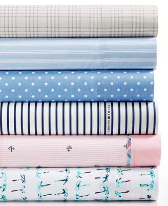 Tommy Hilfiger Novelty Print Full Sheet Set Bedding