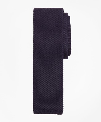 Brooks Brothers Square End Knit Tie