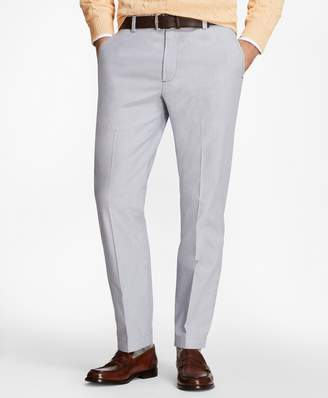 Brooks Brothers Milano Fit Stripe Stretch Advantage Chinos