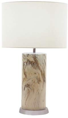 Brimfield & May Modern Cylindrical Ceramic Table Lamp