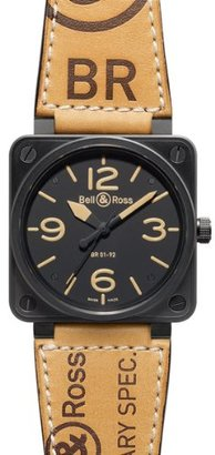 Bell & Ross 新しい Heritage自動XL Watch BR 01 – 92 Heritage