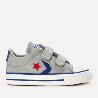 d45b281b9823 Converse Toddlers  Star Player 2 Velcro Ox Trainers