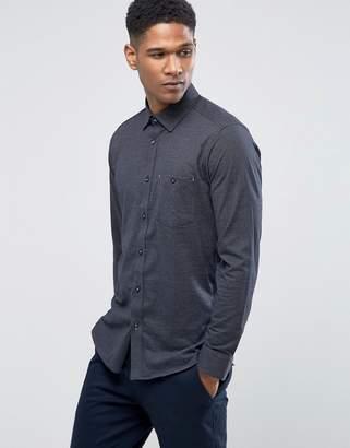 Ted Baker Slim Jersey Shirt