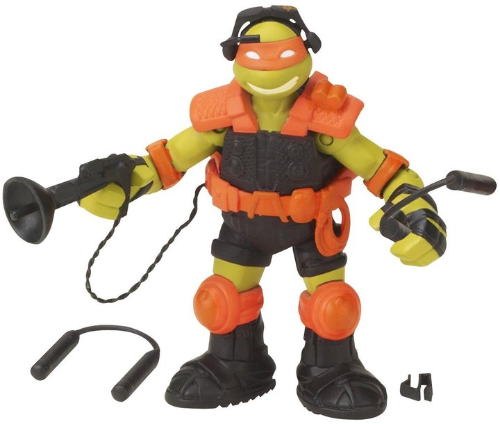 Teenage Mutant Ninja Turtles Stealth Tech Michelangelo