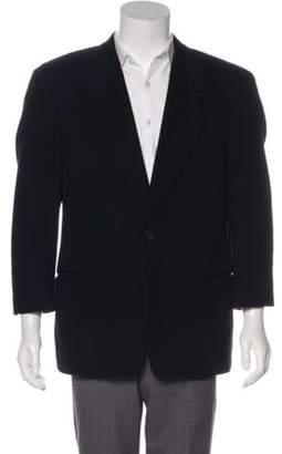Giorgio Armani Cashmere Notch-Lapel Sport Coat black Cashmere Notch-Lapel Sport Coat