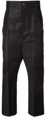 Rick Owens high-waisted trousers
