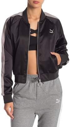 Puma Satin Style Jacket