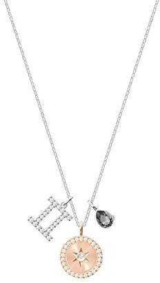 Swarovski Women Stainless Steel Pendant Necklace 5349217