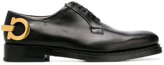 Salvatore Ferragamo Gancini Derby shoes