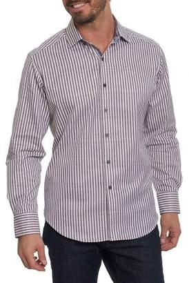 Robert Graham Marion Stripe Classic Fit Shirt