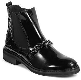 Bugatti Valera Patent Leather Ankle Boots