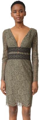 Diane von Furstenberg Viera Lace Dress $498 thestylecure.com