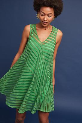Tracy Reese Juneau Burnout Dress $298 thestylecure.com