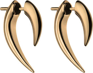 Shaun Leane Silver and rose gold platetalon earrings, silver