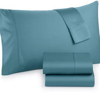 Westport Simply Cool Extra Deep Pocket Queen 4-Pc Sheet Set, 600 Thread Count Tencel Bedding