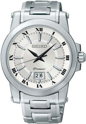 Seiko (セイコー) - SEIKO プルミエ Premier 腕時計 国産 メンズ SCJL001