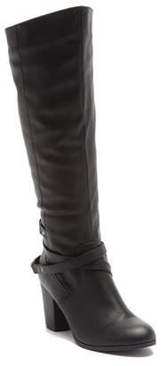 Madden-Girl Doonee Wrap-Around Heeled Boot