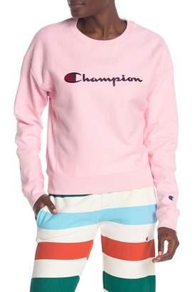 065f1e46 Champion Reverse Weave Crew Pullover