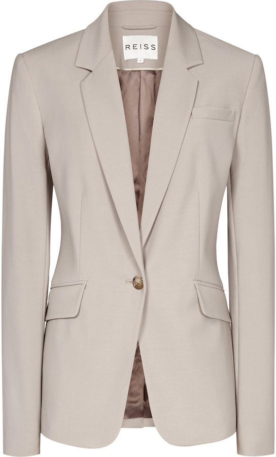 Reiss Steel Bay FITTED JACKET