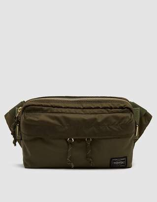 Co Porter Yoshida   Force 2Way Waist Bag in Olive Drab 25e175211cc9f